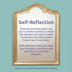 self-reflection - Counseling Care Specialties - Margie Freeman LCSW