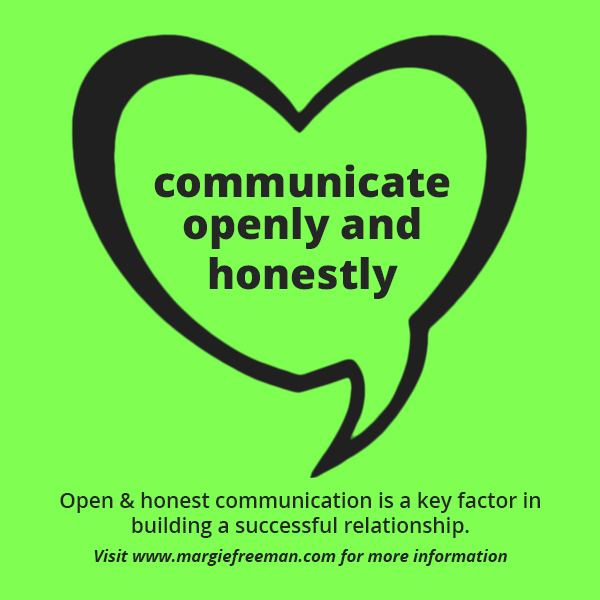 how to fix communication in a relationship