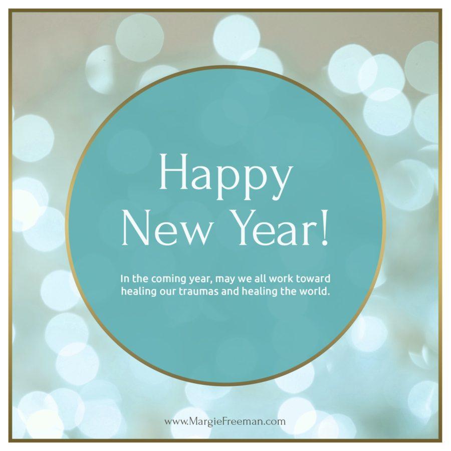 Margie Freeman Happy New Year